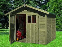 gartenhaus gartenh user. Black Bedroom Furniture Sets. Home Design Ideas